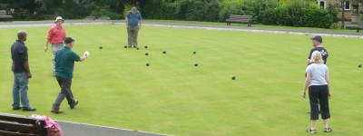Bowling taster session