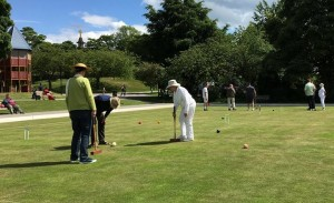 croquet open day