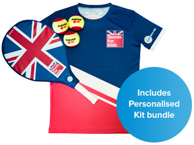 tennis for kids kit
