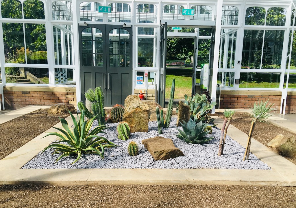 Conservatory re-opening day 4-9-19